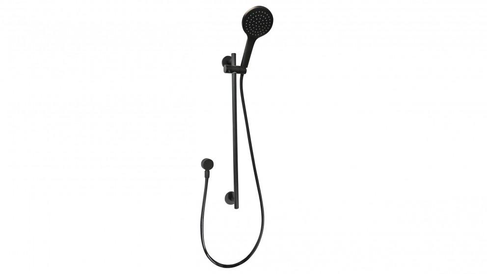 Arcisan Slide Rail Shower Set - Matte Black - Shower Set ...