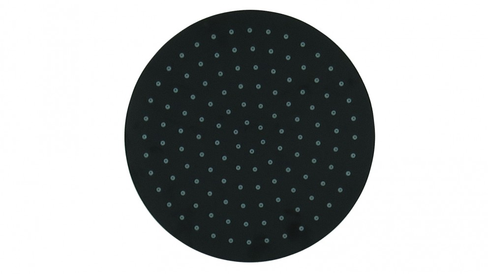 Arcisan Synergii 200mm Matte Black Shower Head