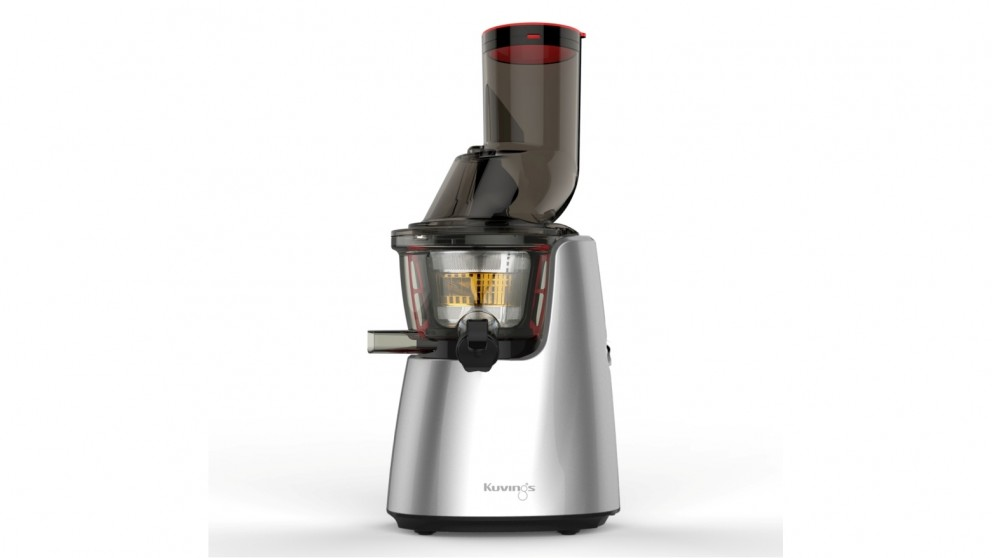 Kuvings Whole Fruit Slow Juicer Harvey Norman : Buy Kuvings C7000 Professional Whole Fruit and vege Juicer- Silver Harvey Norman AU