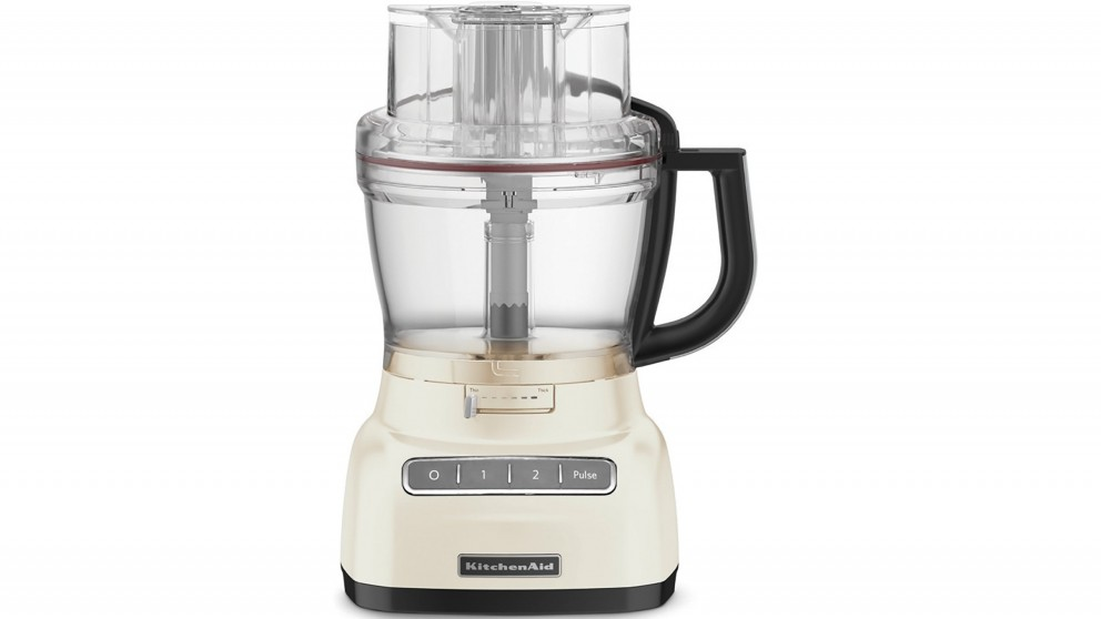 KitchenAid KFP1333 Food Processor - Almond Cream