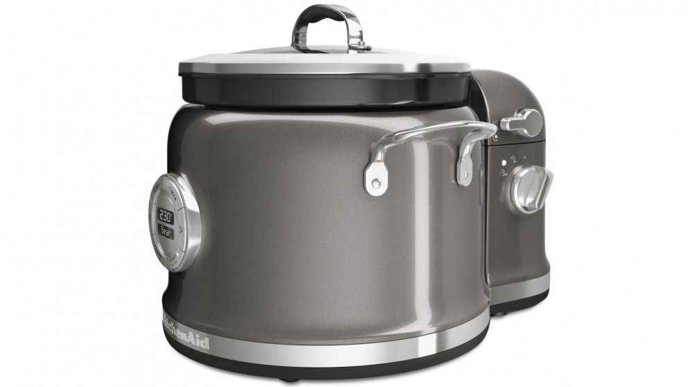 KitchenAid Multi Cooker with Stir Tower - Medallion Silver