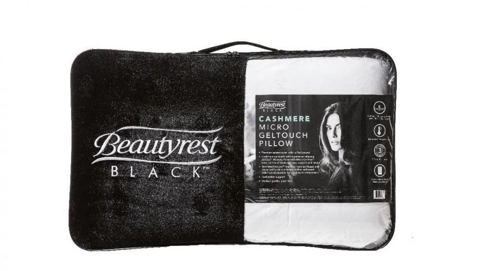 Beautyrest Black Memory Foam Standard Pillow