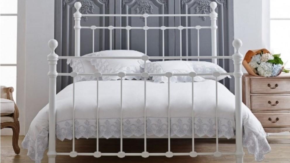 Pearl White Cushion