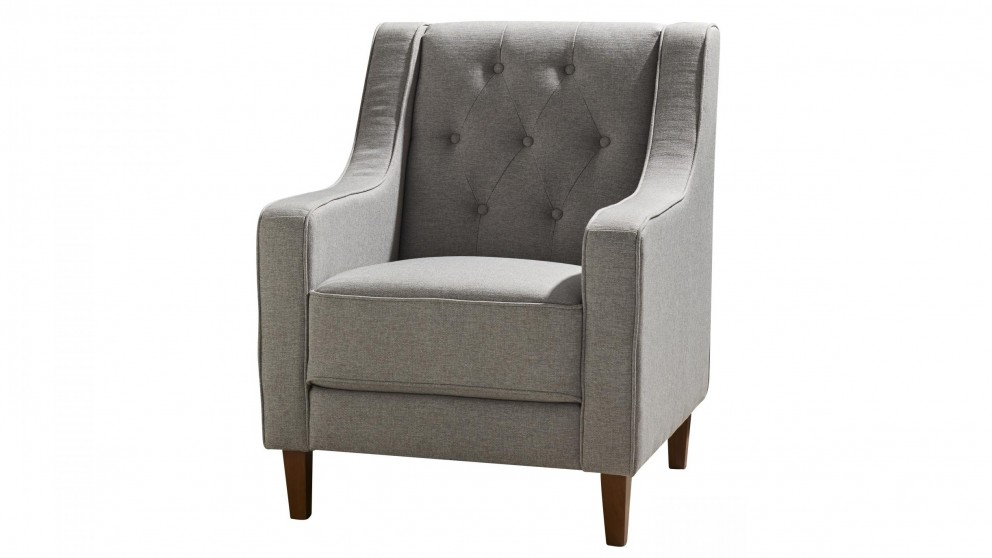 Dolce Fabric Armchair