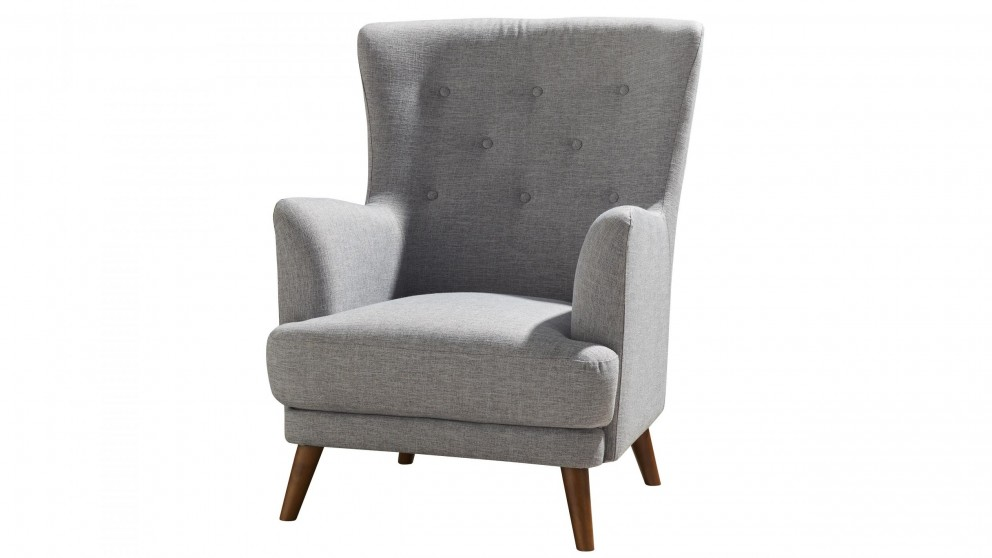 Vogue Fabric Armchair