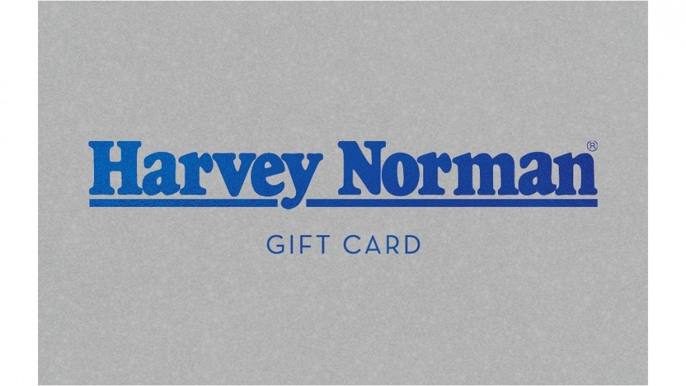 Harvey Norman $5 Gift Card