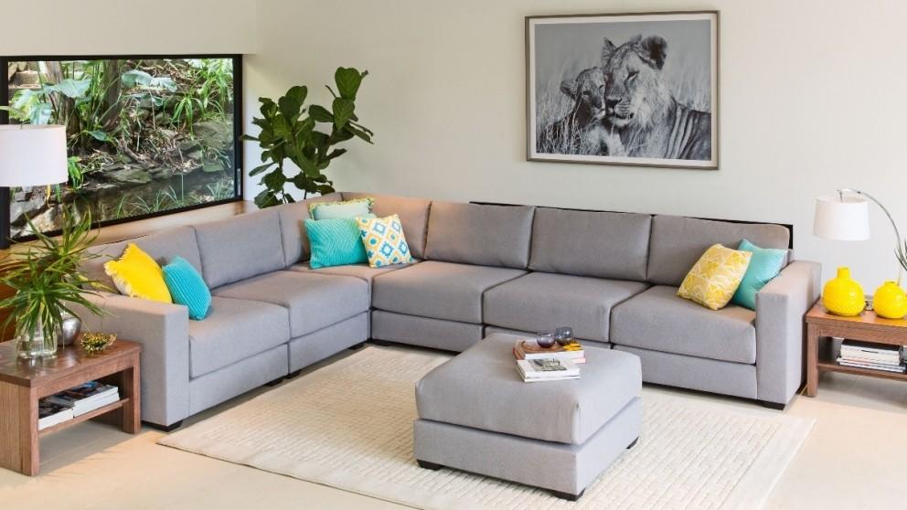 Gatwick Fabric Modular Lounge