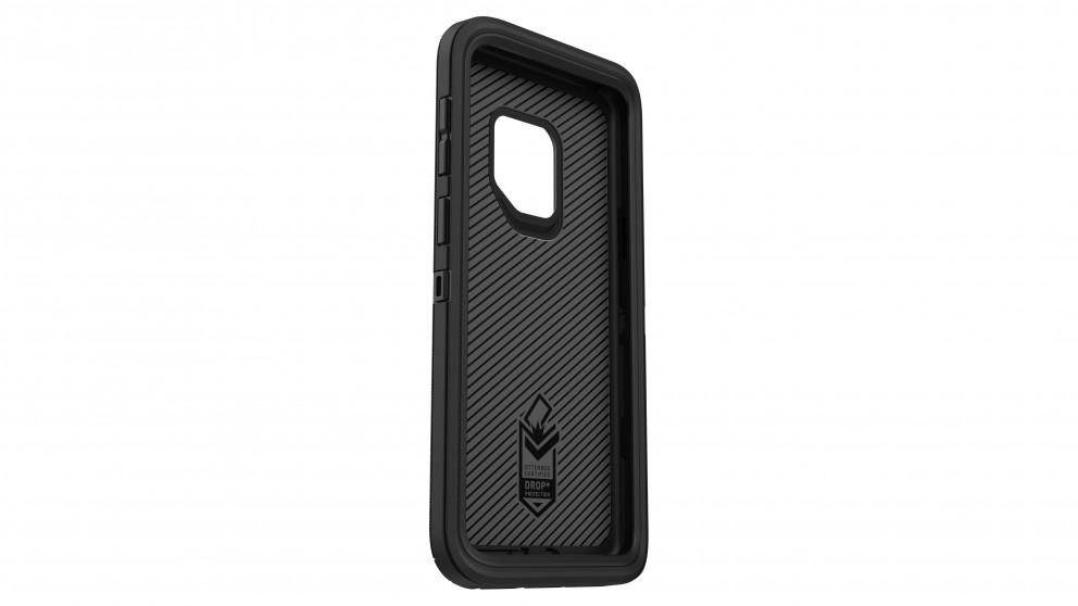 sale retailer 2f68a b2d86 OtterBox Defender Case for Samsung Galaxy S9 - Black