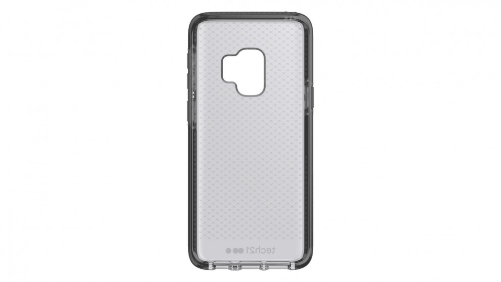 Tech21 Check Case for Samsung Galaxy S9 - Smokey Black
