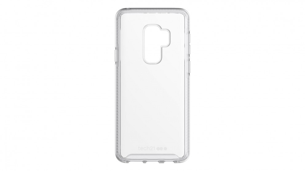 outlet store f0e51 78742 Tech21 Pure Case for Samsung Galaxy S9+ - Clear
