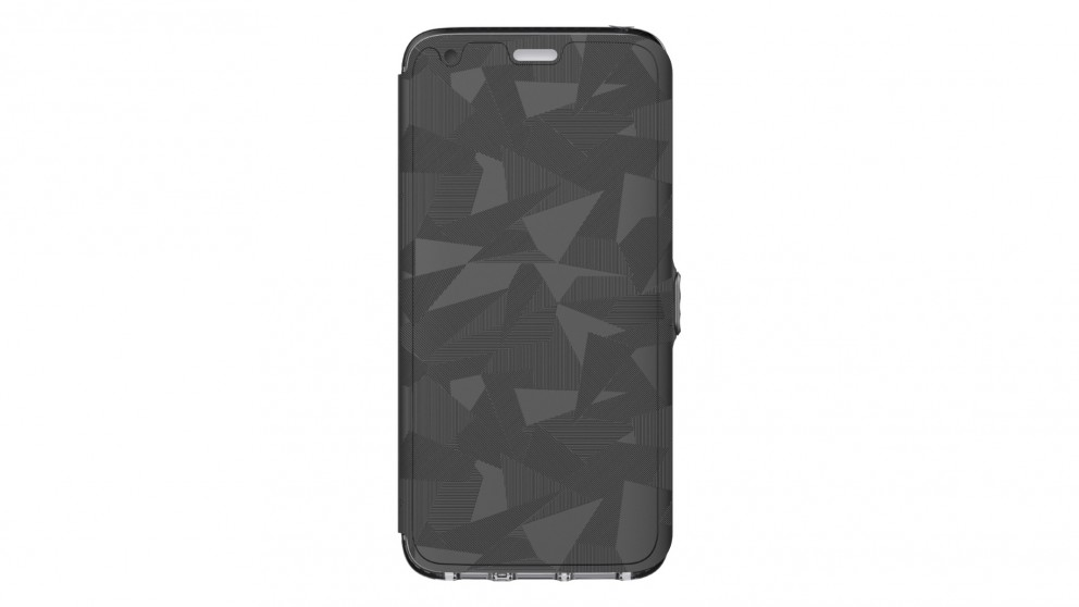 timeless design 67b80 cecb9 Tech21Evo Wallet Case for Samsung Galaxy S9 - Black