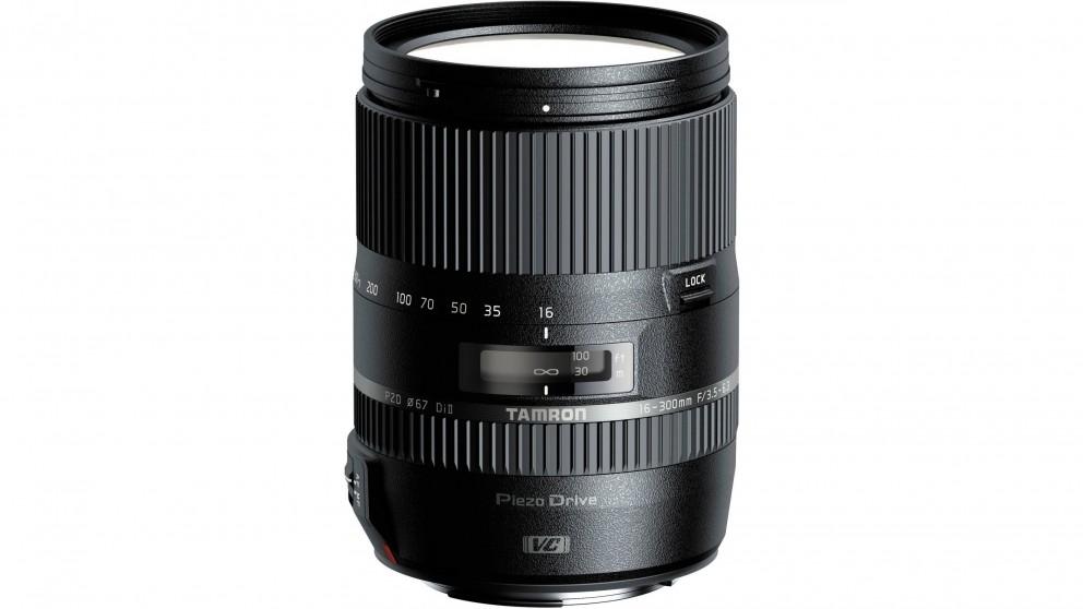 Tamron AF 16-300mm F/3.5-6.3 Di II VC PZD Lens for Nikon