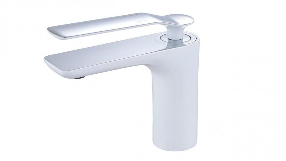 Synergii Basin Mixer - White