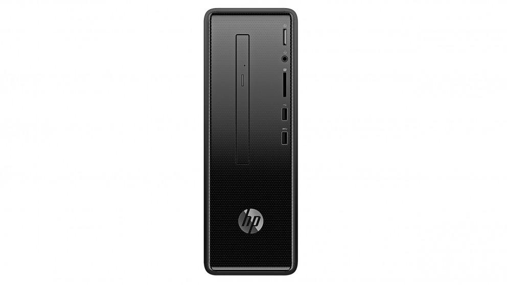 HP Slimline 290-A0002A Desktop - Black