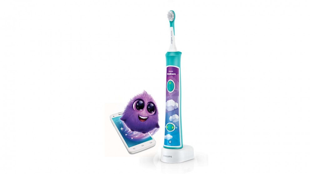 Philips Sonicare for Kids Connected Electric Toothbrush - Aqua