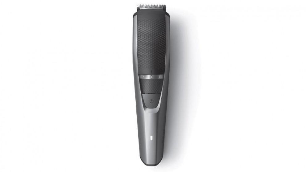 Philips Series 3000 Beard Trimmer - Black