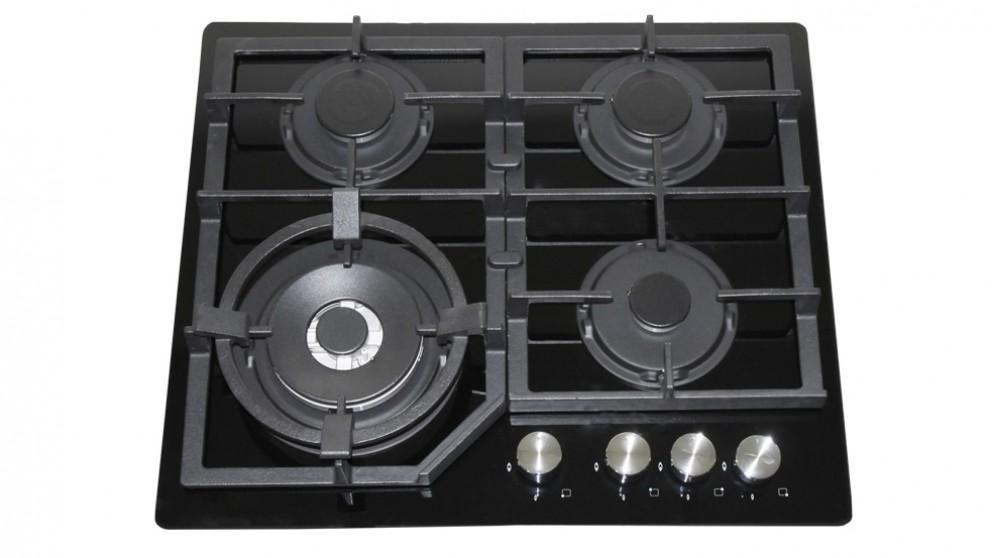 Goldline 600mm 4 Burner Dual Control Gas Cooktop