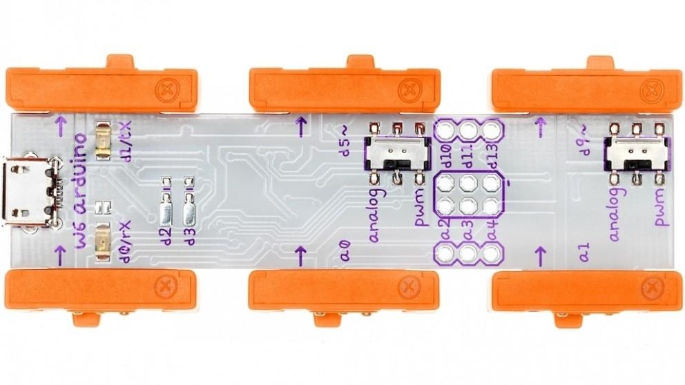 littleBits Wire Bits Arduino
