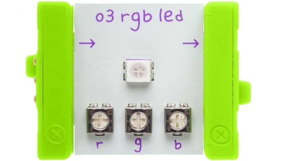 littleBits Output Bits RGB LED