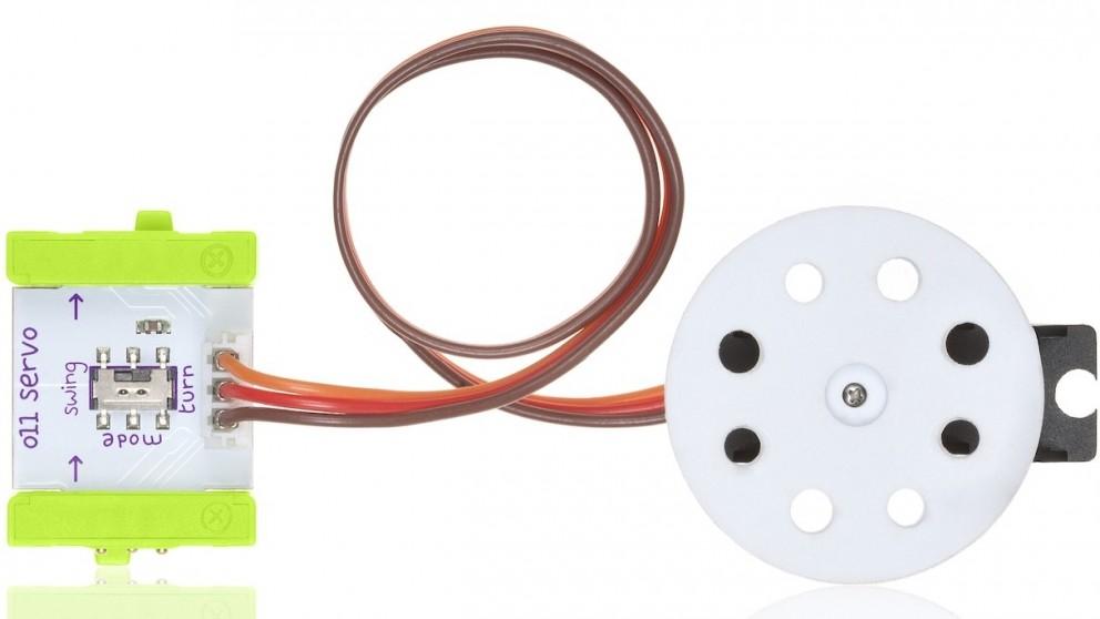 littleBits Output Bits Servo