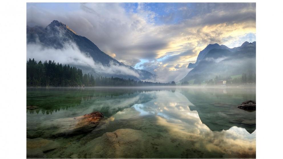 Artbox Misty Mountain Lake