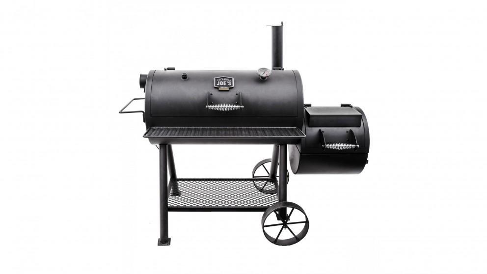 Oklahoma Joe Highland Reverse Flow Charcoal Smoker