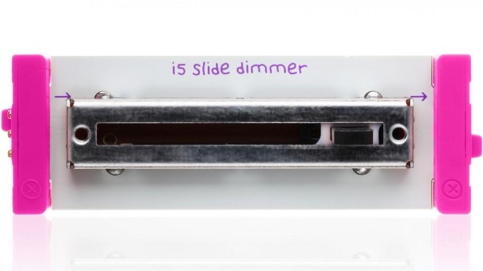 littleBits Input Bits Slide Dimmer