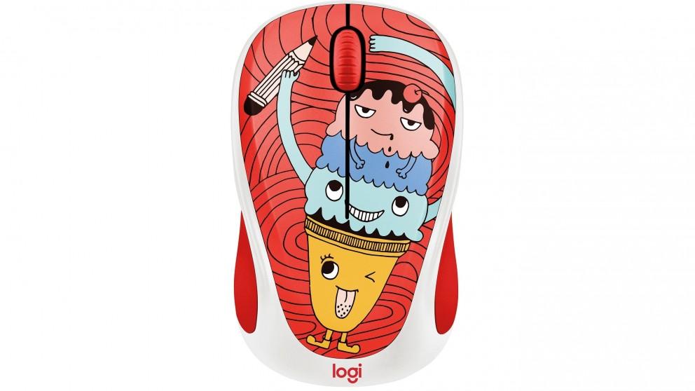 Logitech M238 Wireless Mouse - Triple Scoop