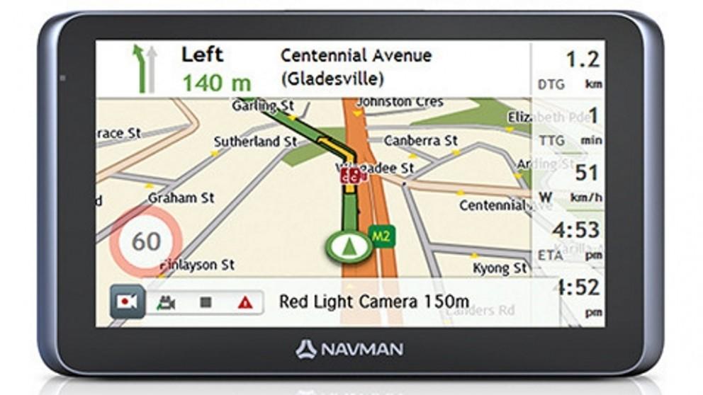 Navman DRIVEDUO SUV GPS Navigator