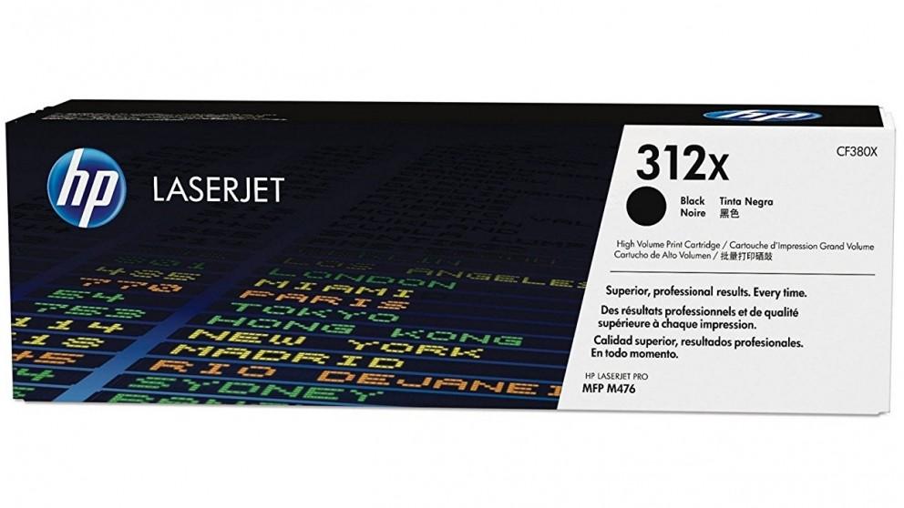 HP 312X High Yield Toner Catridge - Black