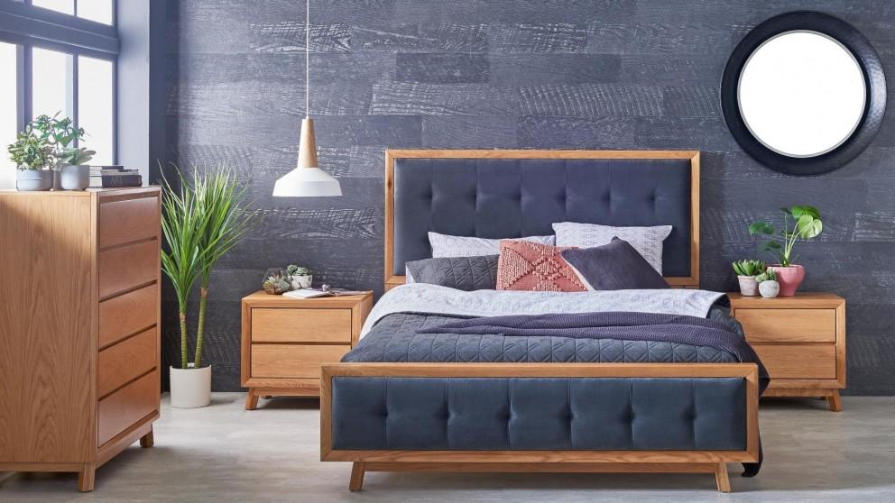 Buy Seattle Queen Bed   Harvey Norman AU