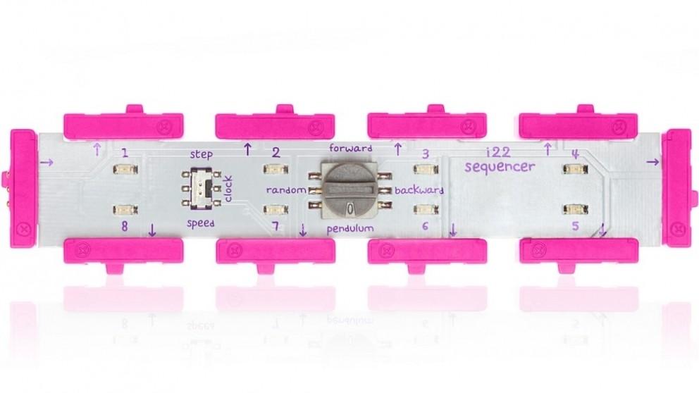 littleBits Input Bits Sequencer