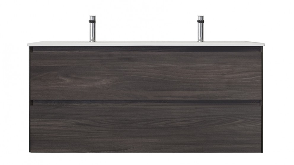ADP Holly 1200mm Double Bowl Wall Hung Vanity
