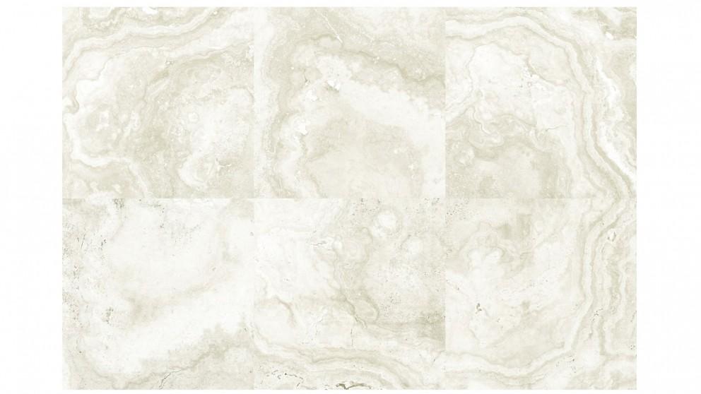 Tivoli 300x300mm Ivory Travertine Tile