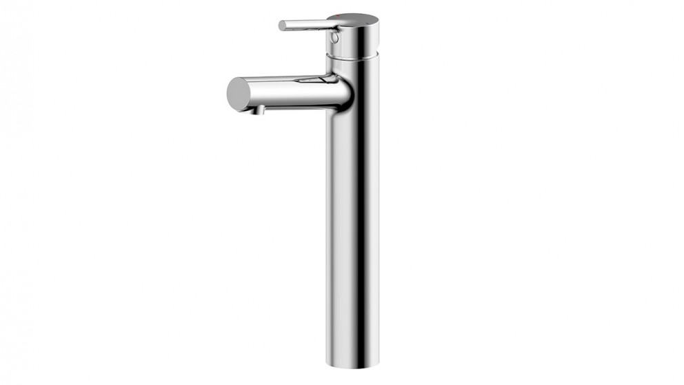 Bravat Affability High Rise Basin Mixer - Chrome