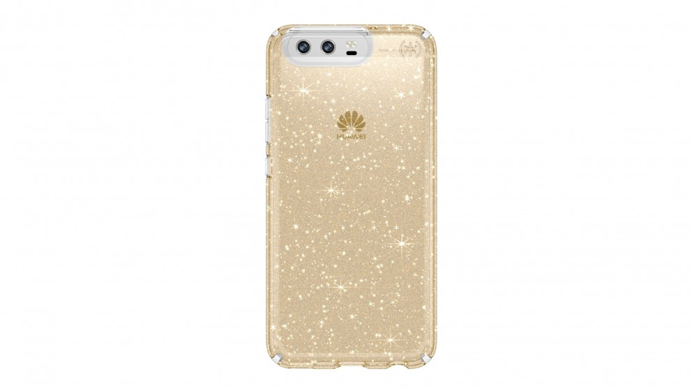 Speck Presidio Glitter Case for Huawei P10 Plus - Clear