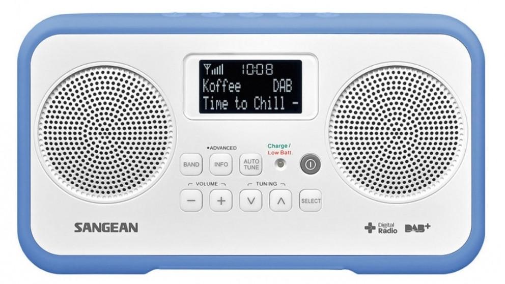 Buy Sangean DAB+/FM-RDS Portable Digital Radio Receiver | Harvey ...