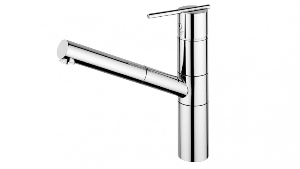 Zucchetti Spin Pull Out Sink Mixer - Chrome