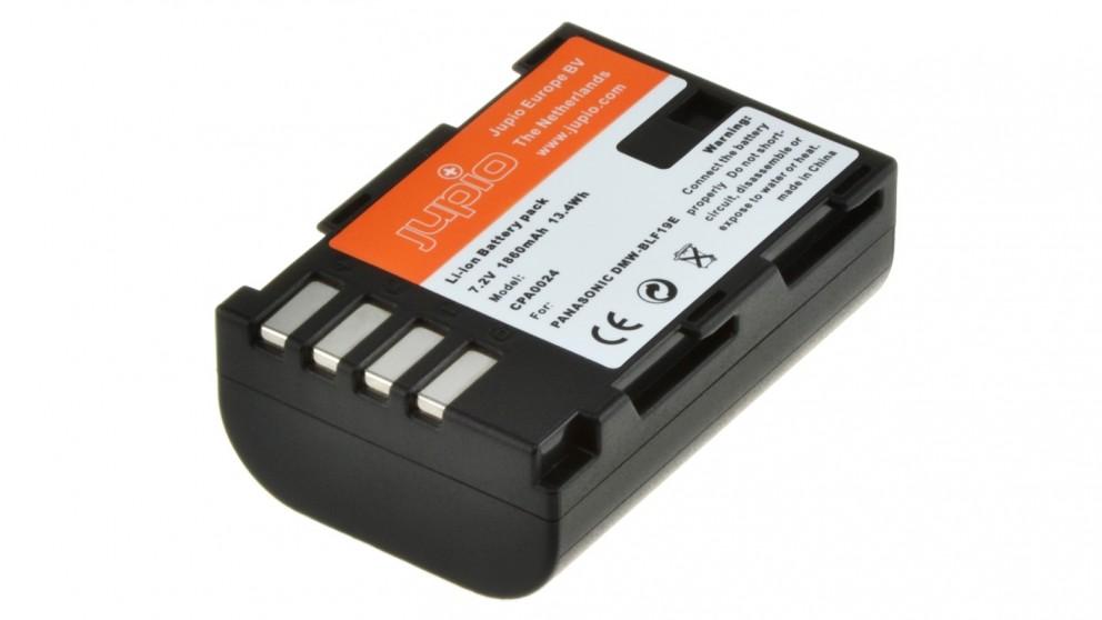 Jupio Panasonic DMW-BLF-19E 1860mAh Battery