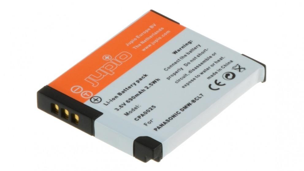 Jupio Pansonic DMW-BCL7 690mAh Battery