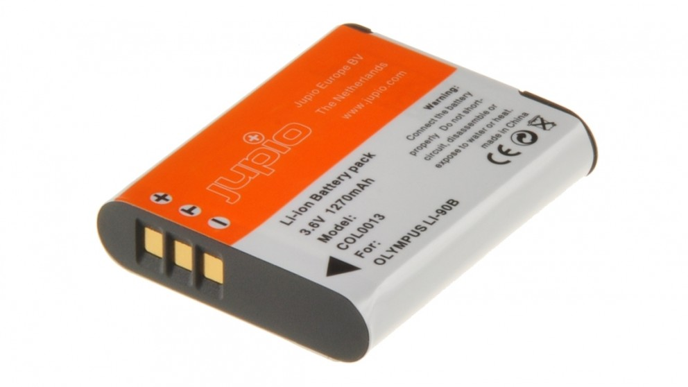 Jupio Olympus LI-90B/LI-92B 1270mAh Battery