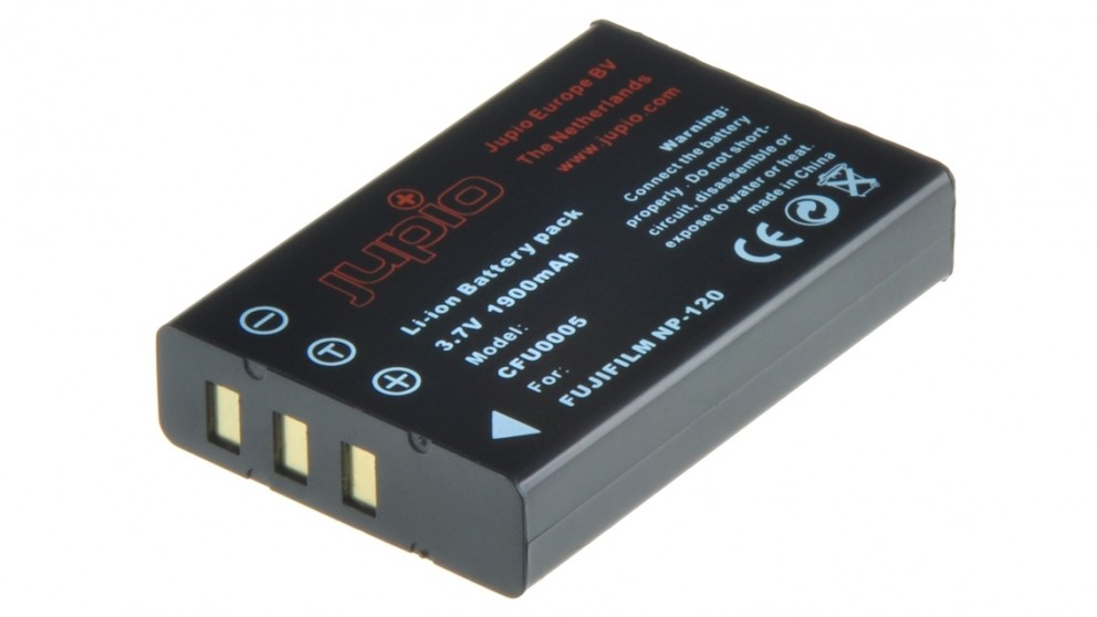 Jupio Fujifilm NP-120 1900mAh Battery