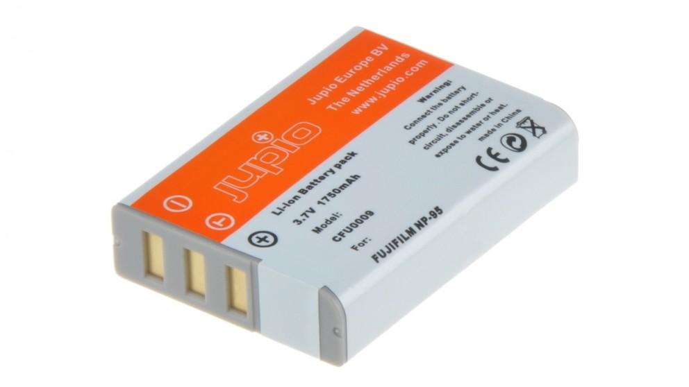 Jupio Fujifilm NP-95 1750mAh Battery