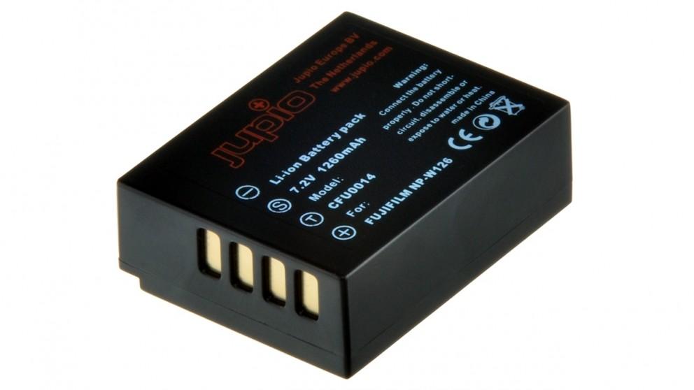 Jupio Fujifilm Np-W126 1260mAh Battery