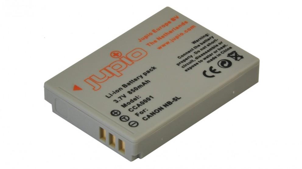 Jupio Canon NB-5L 850mAh Battery