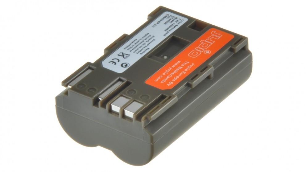Jupio Canon BP-511/511A/512 1400mAh Battery