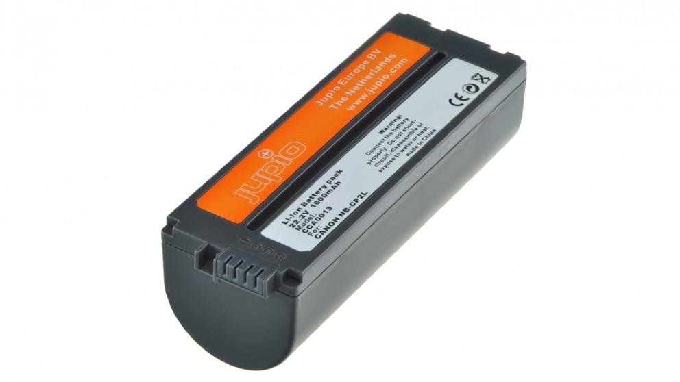 Jupio Canon NB-CP2L 1600mAh Battery