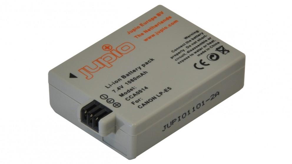 Jupio Canon LP-E5 / NB-E5 1080mAh Battery