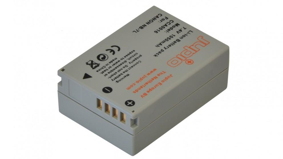 Jupio Canon NB-7L 1050mAh Battery