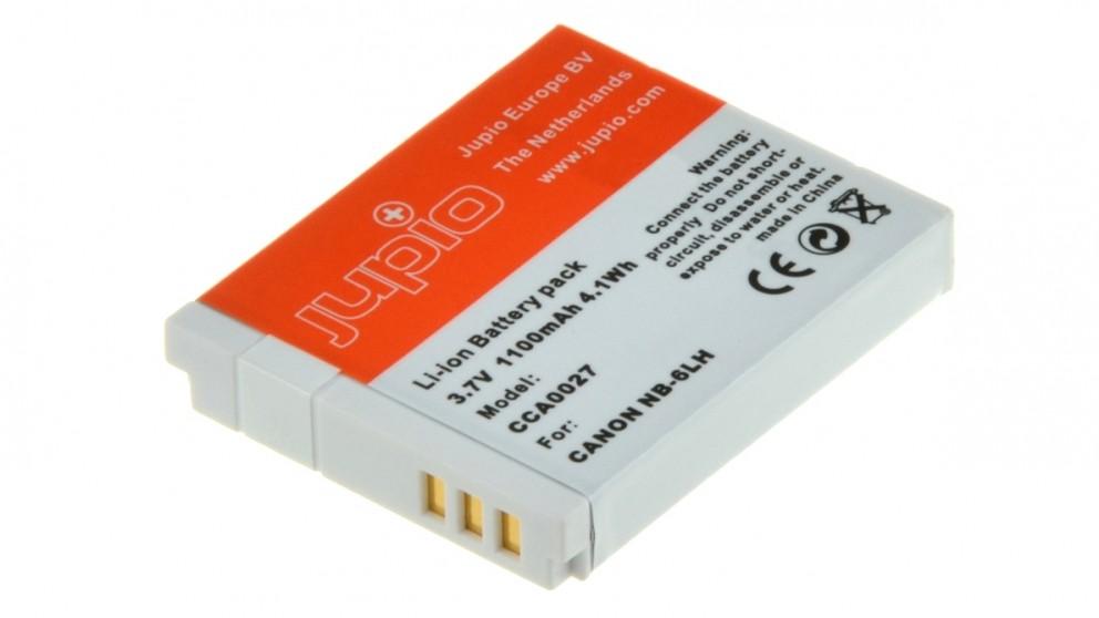 Jupio Canon NB-6LH 1100mAh Battery